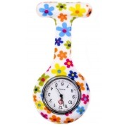 Relógio Estampado - Margaridas