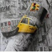 Adesivo Decor Cities larg 1,22m