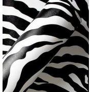 Vinil Adesivo Decor Zebra larg 1,22