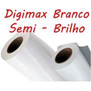 Vinil Digimax Branco Semi Brilho 0,08 rolo 50m