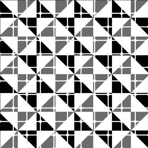 Adesivo Pastilha Geometrico RevestMax