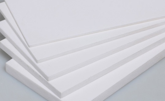 Chapa de PVC Expandido 10mm