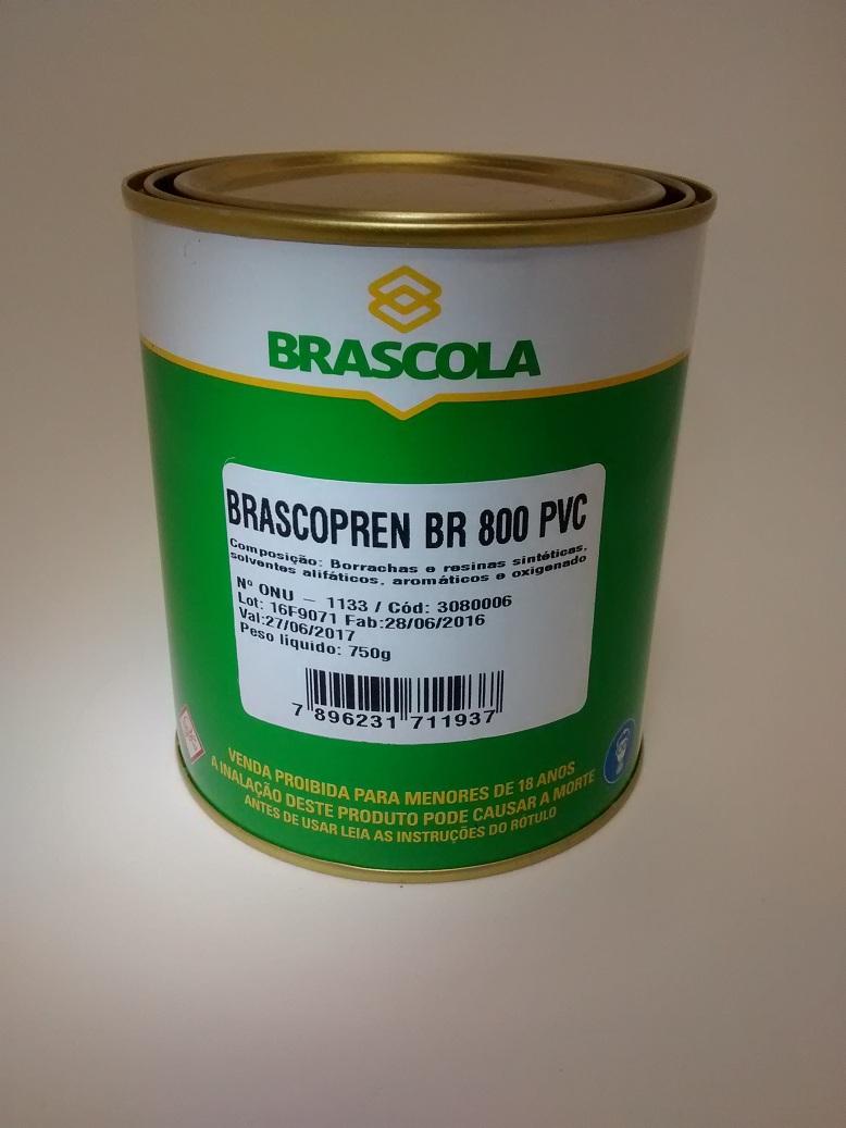 Cola Brascopren lata 750g