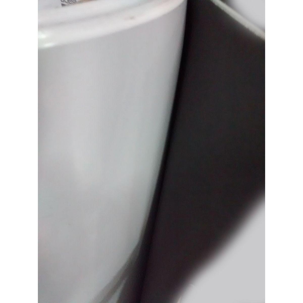 Manta Magnetica 0,3 Adesivada Largura 0,61