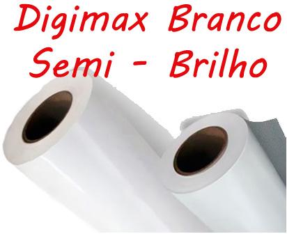 Vinil Digimax Branco Semi Brilho 0,10