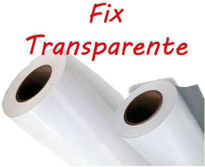 Vinil Fix Transparente 0,08 rolo 50m