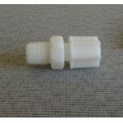 Conector Nylon Rosca Mangueira 1/4 polegada
