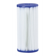Elemento filtrante / Refil / Cartucho plissado 10 x 4.1/2 - 50 micras