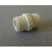 Niple 3 / 4 polegadas PVC