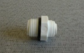 Conector Engate Rápido Rosca 3/8 pol. Mangueira 1/4 pol.