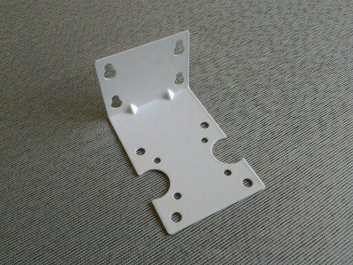 Filtro de água para Máquina de Lavar 10 x 2.1/2 - Transparente + Suporte