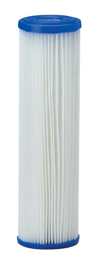 Filtro de água Entrada Caixa Dágua / Cavalete - POE 10 x 2.1/2 Branco Plissado