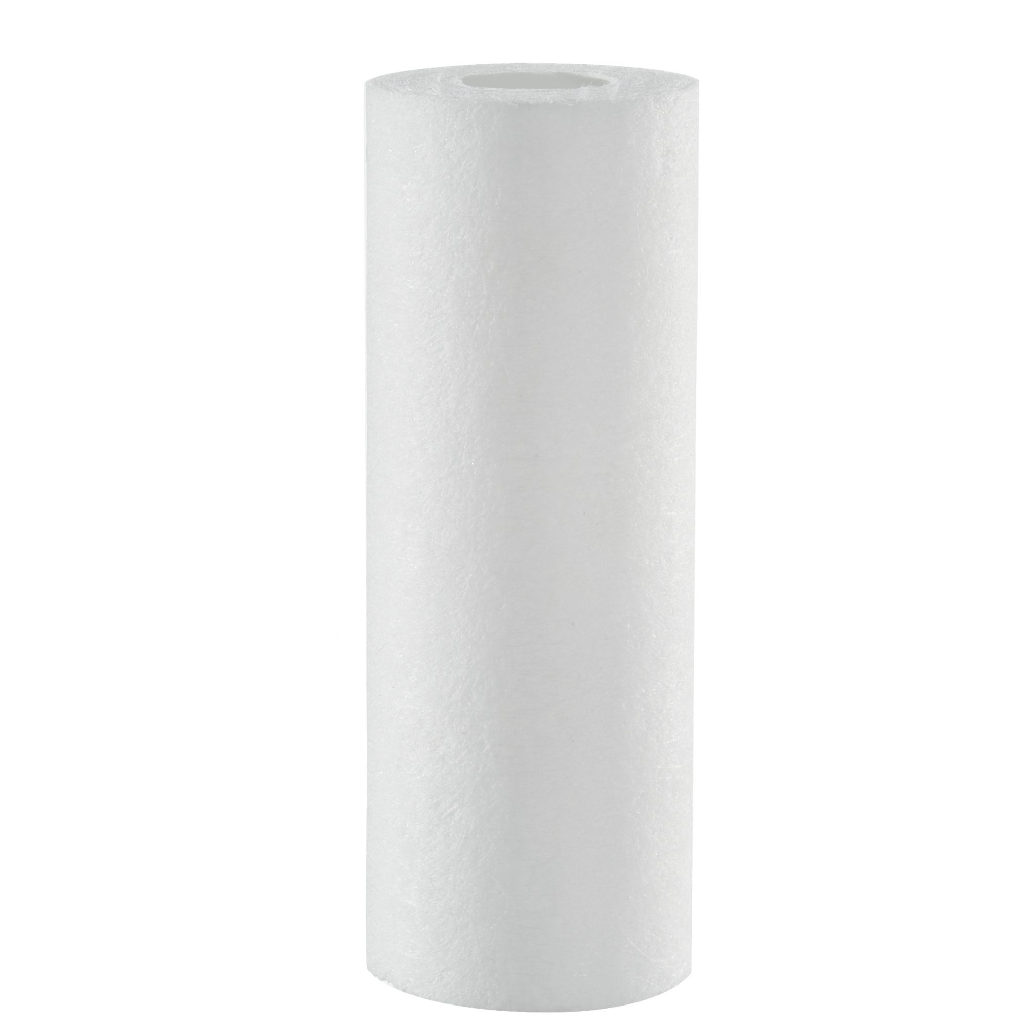 Filtro de água POE 5 x 2.1/2 Branco PP // Para Máquina de Lavar Roupas