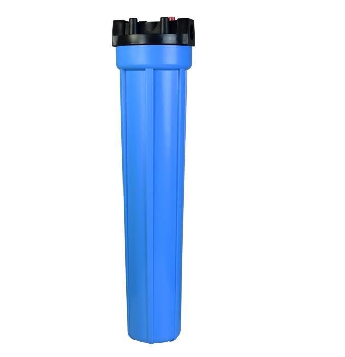 Filtro POU 20 x 2.1/2 Carvão Ativado - Azul
