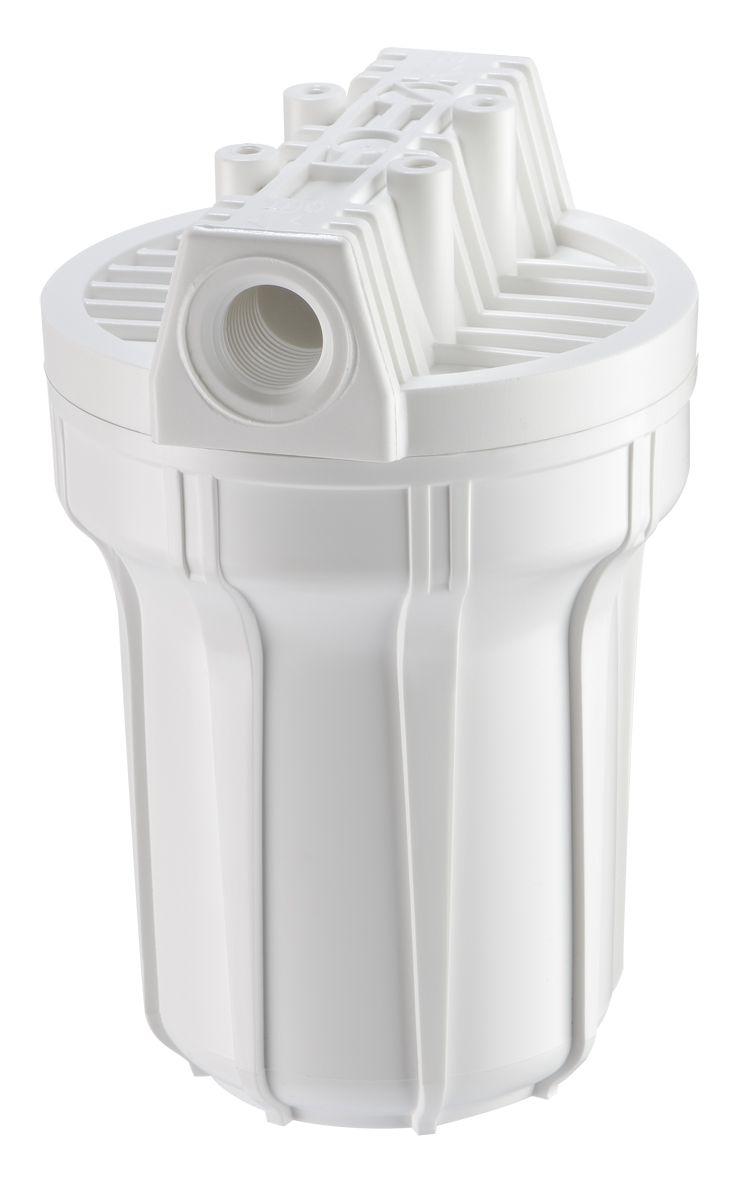Filtro POU 5 x 2.1/2 Carbon Embutir Baixo Pia - Branco