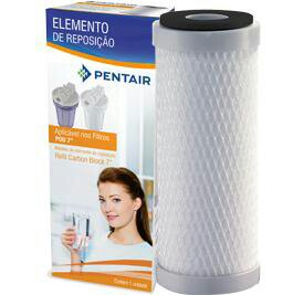 Filtro POU 7 x 2.1/2 - Branco