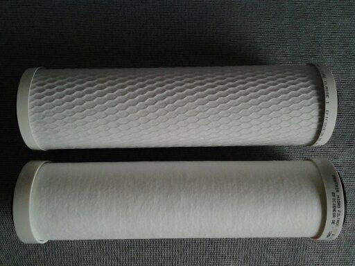 Kit Purificador de Água AS2 - POU + 02 Elementos de Reposição