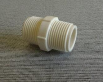 Niple 1 / 2 polegada PVC