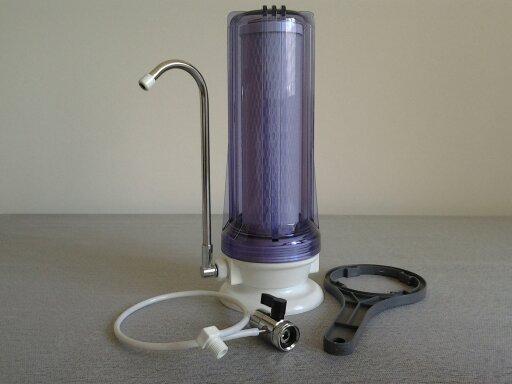 Purificador de Água FS10 SP Transparente - POU