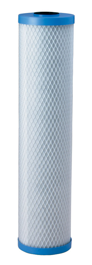 Refil Cartucho Elemento Filtrante em Carvão Ativado Big Blue 20 x 4.1/2