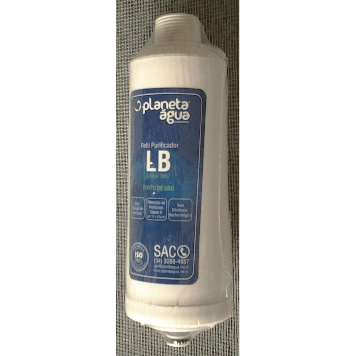 Refil para purificador similar LB Libell