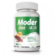 Moder Diet Maxx - Original - 500mg - 60 cáps.