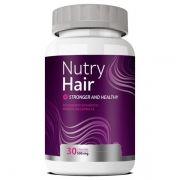 Nutry Hair - 500mg - 30 cápsulas