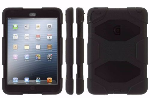 Capa Anti Impacto Ipad Mini Anti Choque Militar Survivor
