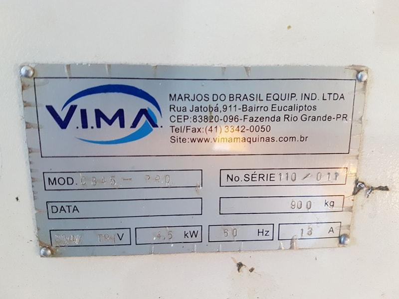 Coladeira de Borda Vima CB45 PRO