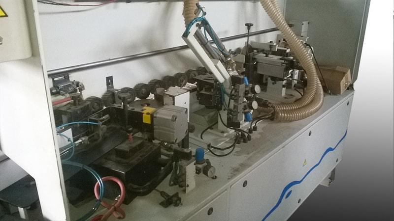 Coladeira de Borda DKR120 Homag
