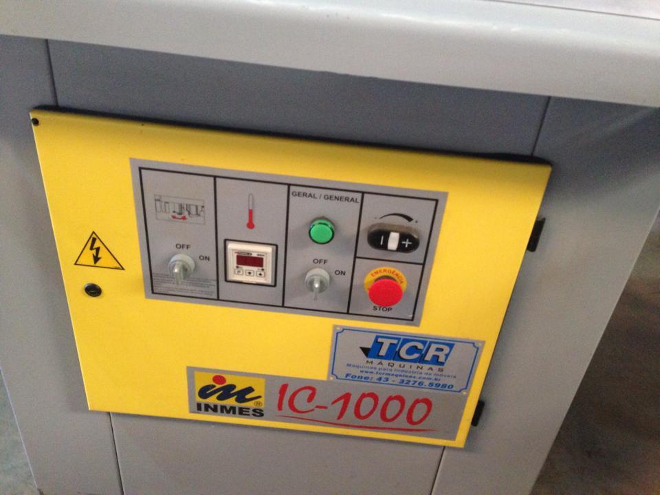 Coladeira de Borda Inmes IC-1000