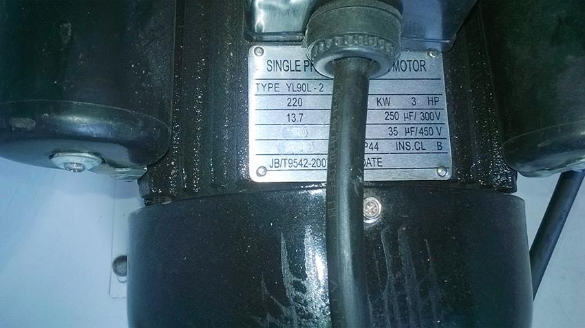 Coletor de Pó CPS200/B  3cv