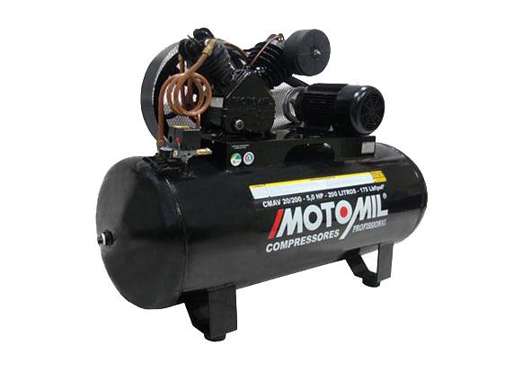 Compressor de Ar CMAV 20/200