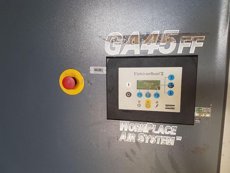 Compressor de Ar Parafuso