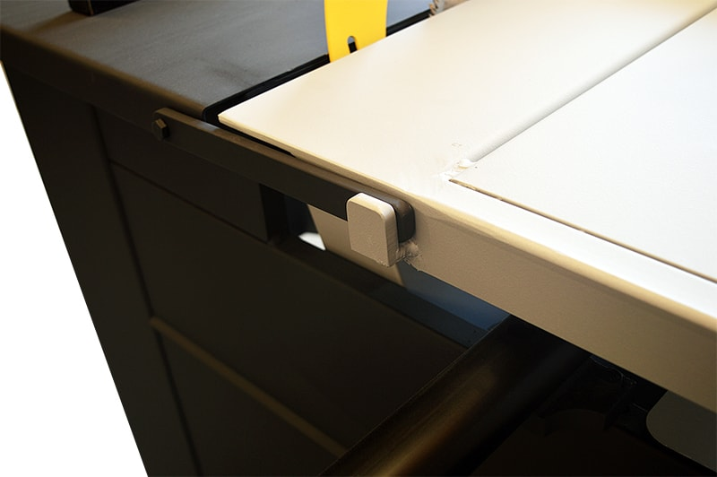 Esquadrejadeira 3000i Guia Aluminio