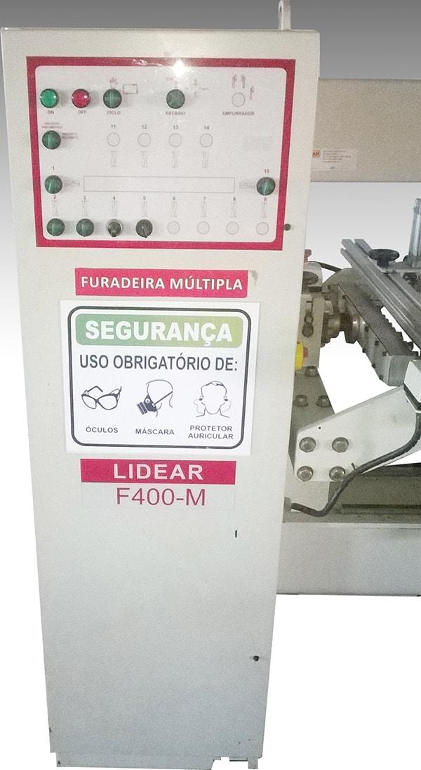 Furadeira Múltipa Lidear F400M