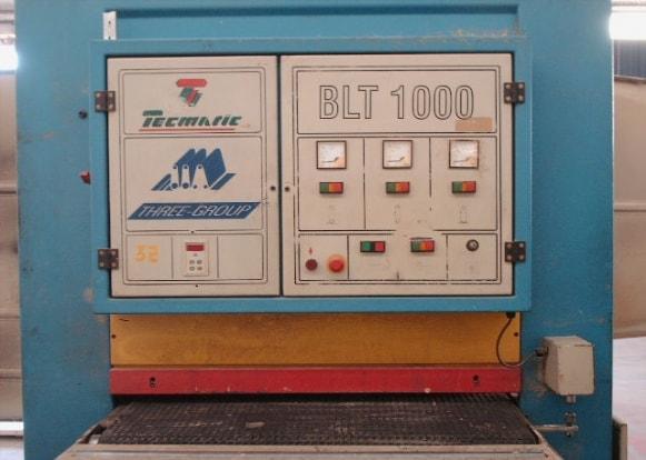 Lixadeira Banda Larga BLT1000/3