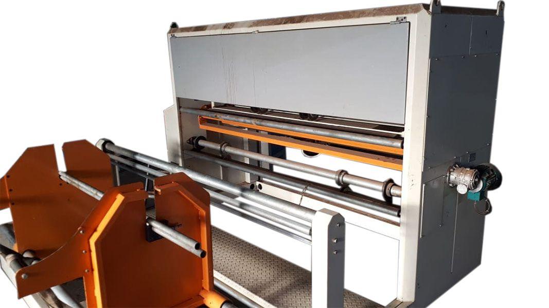 Máquina Para Fabricar Caixa de Papelão