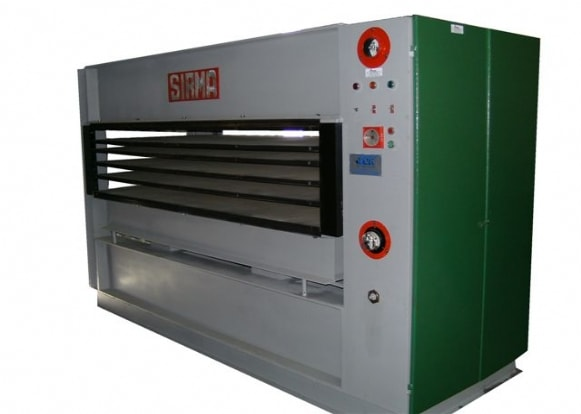 Prensa Elétrica Sirma usada