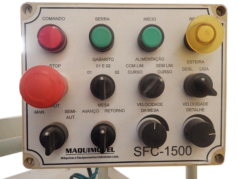 Serra de Fita Copiadora  SFC1500