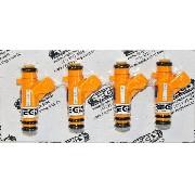 Bico Naza 60 LB/H - Jogo com 4 unidades