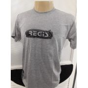 Camiseta Regis Racing Cinza