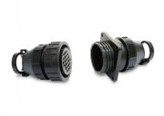 Kit Conector Circular 24 vias