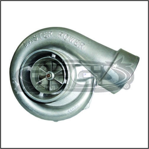 TURBO PERFORMANCE R-544-5 MP330c 54/49,5 270/600hp T3 A-14,7 4F/M8