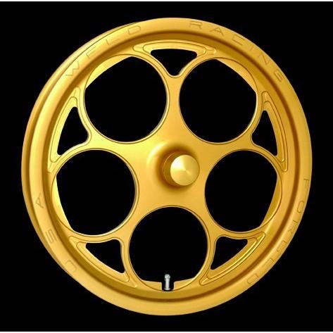 WELD MAGNUM GOLD 15X3.5 SPINDLE (PAR)
