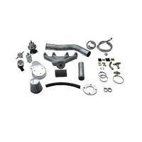 Kit Turbo VW AP Carburado Mono - (TURBINA 42x48)