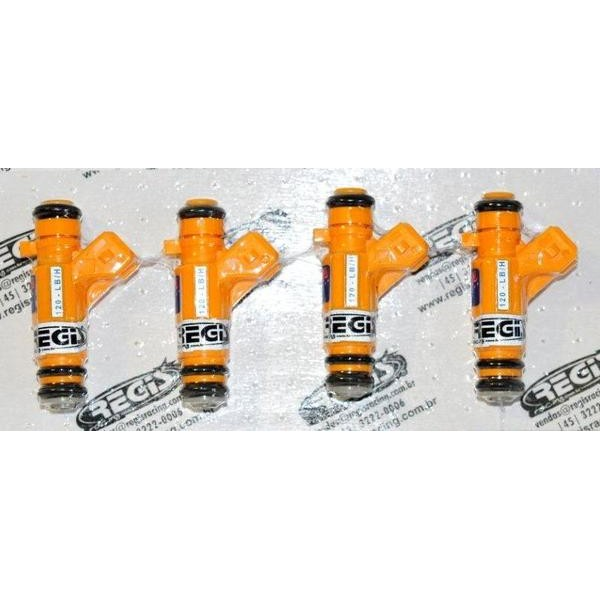 Bico Naza 120 LB/H - Jogo com 4 unidades