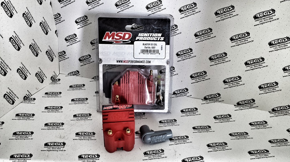 Bobina de Ignição Blaster SS-MSD
