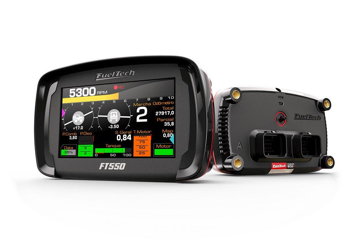 FT 550 SFI
