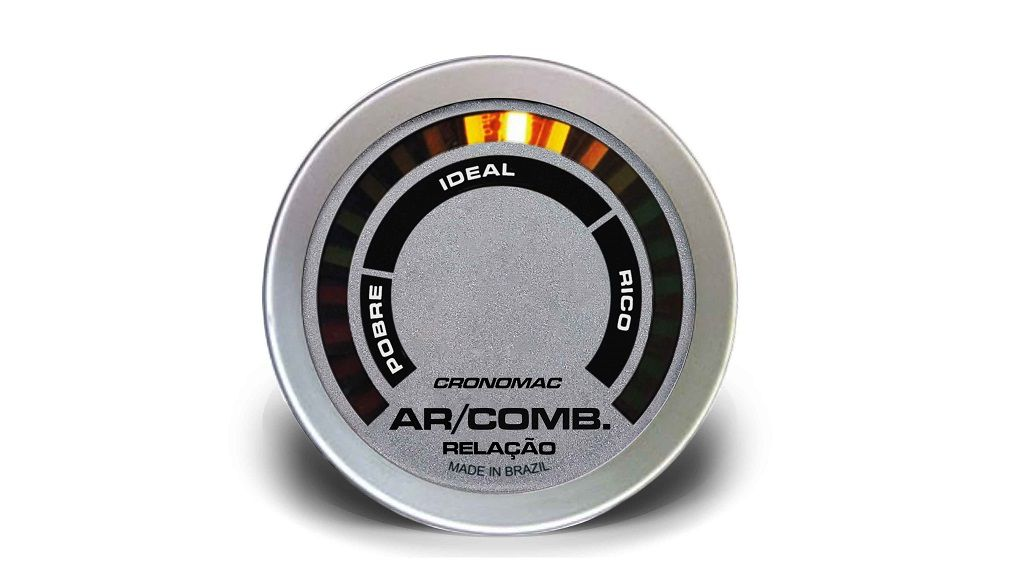 Hallmeter 52mm Racing Cronomac